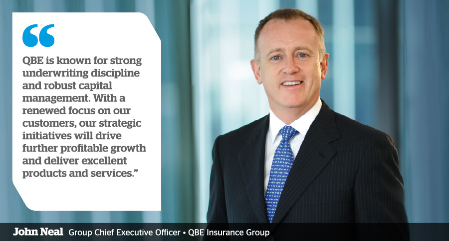 Group Chief Executive Officer's report