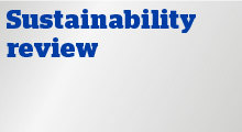 Sustainability review